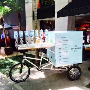 Chegou a vez das Food Bikes invadirem as ruas!
